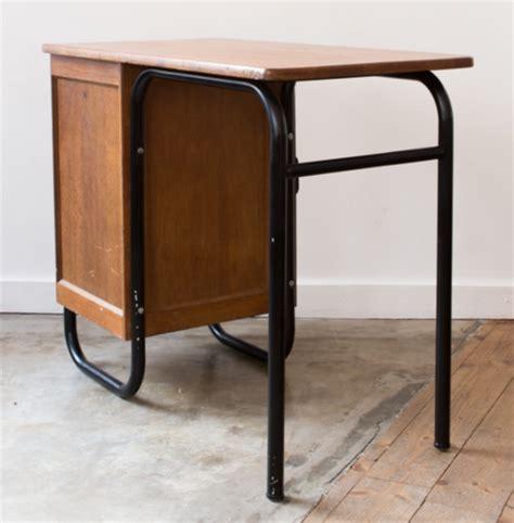 bureau vintage 馥s 50 broc co bureau d 39 écoliers secrétaire vintage chaise d 39 écoliers fauteuil instituteur