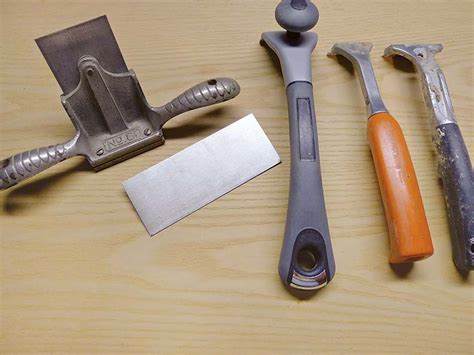 Hardwood Floor Scraper by How To Scrape Wood Floors House
