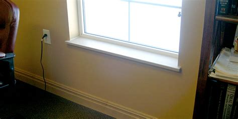 A Window Sill by Low Maintenance Window Sills Granite Onyx Marble