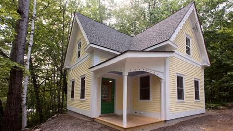 Small — but not tiny — houses right size for many WGME