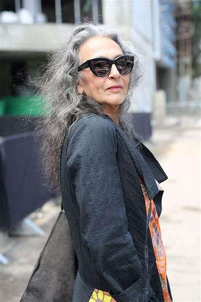 Older Grey Hair Ladies Advanced Aviv Tel