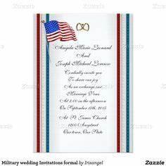 1000 images about military wedding invitations on With formal military wedding invitations