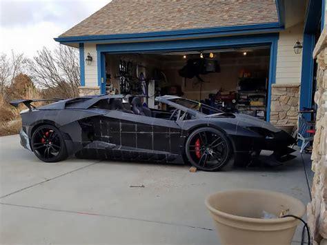 Lamborghini Aventador 3d Drucker by A Blown Lamborghini Aventador On A 3d Printer 18
