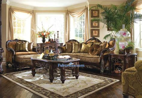 Victorian style does not provide a great variety in the design of the floor. How to create a victorian Living Room Design
