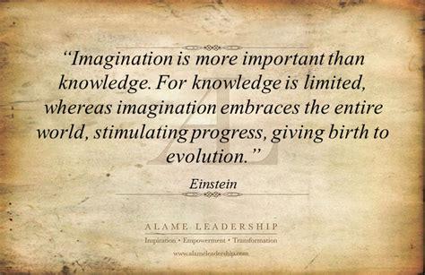 al inspiring quote  imagination alame leadership