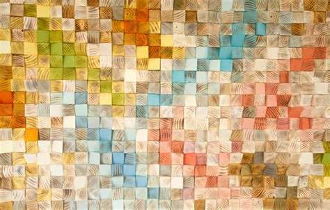 Large Mosaic Wall Art - Elitflat