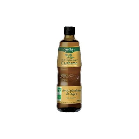 huile de carthame cuisine huile vierge de carthame emile noël huiles