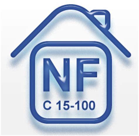 norme nfc 15 100 cuisine norme électrique nf c 15 100