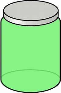 Green Jar Clip Art at Clker.com - vector clip art online ...