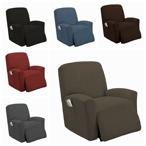 Slipcovers For Loveseat Recliners by Stretch Slipcover Recliner Cover Sofa Cover