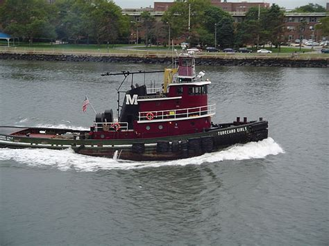 Tugboat Deckhand by American Cross Greater New York Cpr At Sea