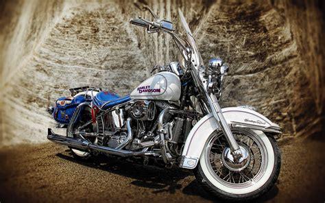 Harley-davidson Hdr Hd Wallpaper