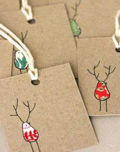 1000 images about Less Waste Wrap and Gift Tags on