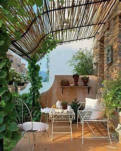 Jardin Et Balcon : jardin de balcon plantes soins et conseils ~ Premium-room.com Idées de Décoration
