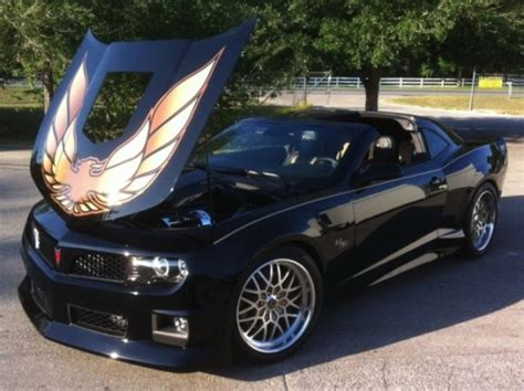 2018 Pontiac Trans Am Release Date Price Pictures Rumors