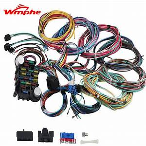 1968 Camaro Center Console Wiring Harness Automatic