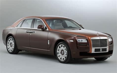 Brown Rolls Royce Car Hd Wallpaper - 9to5 Car Wallpapers