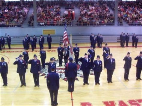 national award recipients walter stebbins high school afjrotc