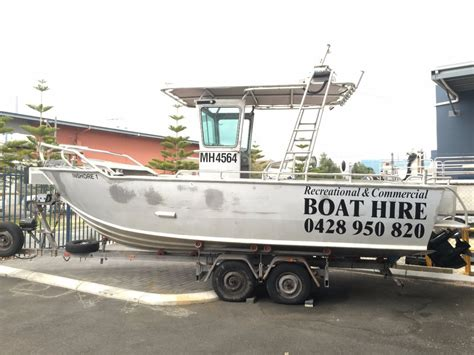 Aluminum Work Boats For Sale Used by Used Aluminium Work Boat 6 8m For Sale Boats For Sale