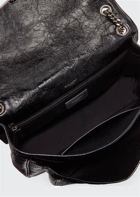 saint laurent niki monogram ysl large flap shoulder bag bergdorf goodman