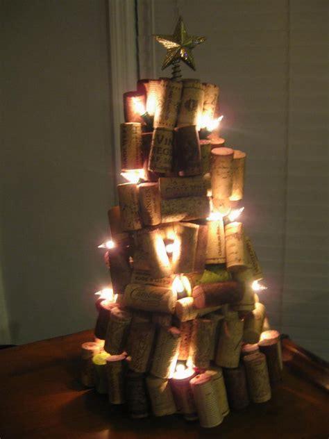 cork christmas tree 50 wine cork crafts hative