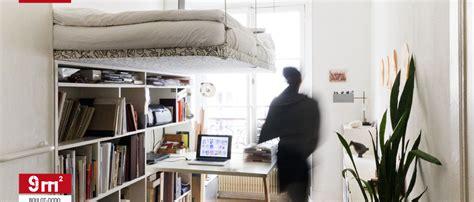 comment am駭ager une chambre de 9m2 amenager une chambre de 9m2 maison design bahbe com