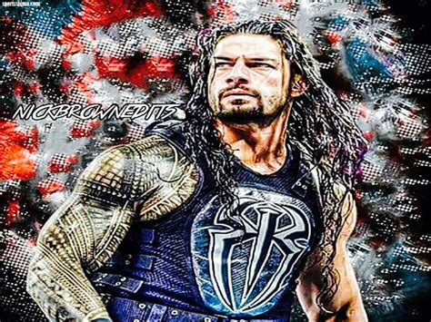Roman Reigns 2016 Wallpapers