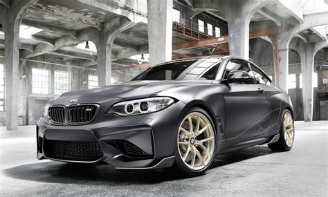 Bmw Brings The Carbon Fiber With M2 M Performance Parts