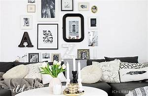 Wandschmuck Für Wohnzimmer : private bildergalerie im frischen look nicht nur f rs wohnzimmer ich liebe deko ~ Sanjose-hotels-ca.com Haus und Dekorationen