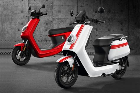 Say Hello To Niu's Latest Electric Scooters, & The Future