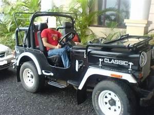 Mahindra Jeep Classic