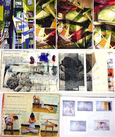 art portfolio  college  university