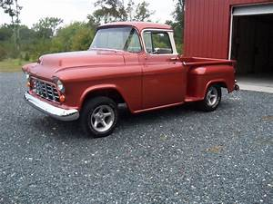 1955 Gmc Pickup - Information And Photos