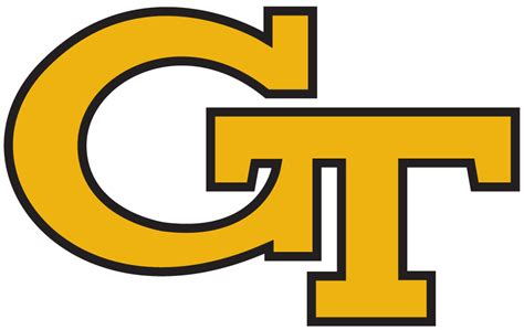 Gt Sport Logo by Tech Yellow Jackets Alternate Logo Ncaa Division