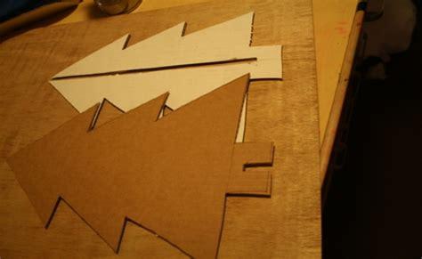 8 simple steps to prepare diy cardboard christmas tree