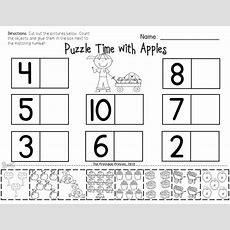Easy As {apple} Pie! {21 Apple Themed Centers For
