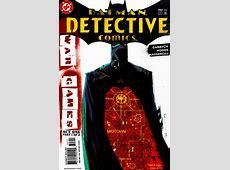 Detective Comics #797 War Games Act 1 Part 1