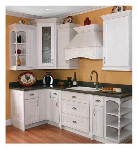 white shaker corner cabinet mf cabinets