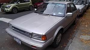 1987 Nissan Stanza Gxe