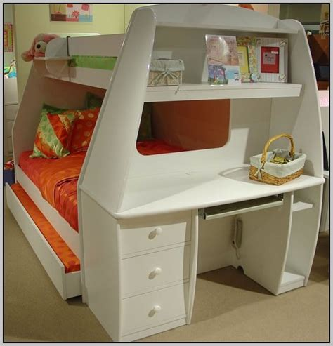 bunk bed desk combination bunk bed and desk combo bunk bed desk combo wantster