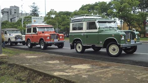 Land Rover Club Costa Rica! Caravana San Antonio De Escazu
