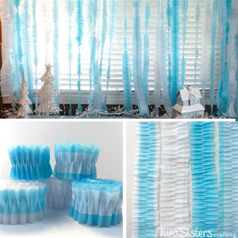Disney Frozen Party Decoration Ideas  Two Sisters