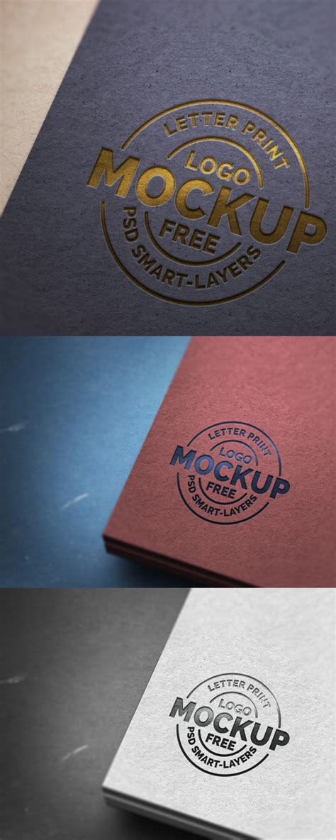 psd logo mockup templates  pixlov