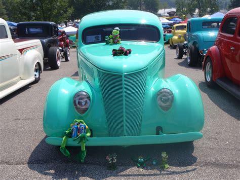 2008 Frog Follies Car Show - spsengines.com   Toy car, Car show, Car