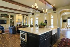 84 custom luxury kitchen island ideas designs pictures With built black kitchen island in your modern home