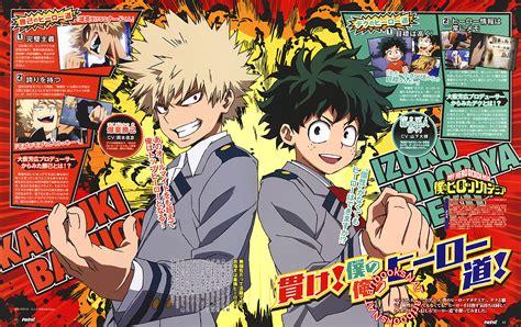 Kiss Anime Boku No Hero Academia Season 2 Boku No Hero Academia My Hero Academia Image 2138504