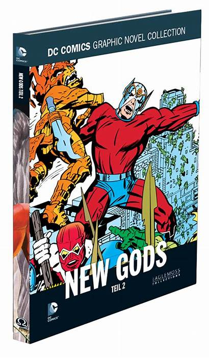 Dc Graphic Novel Comics Eaglemoss Gods Teil