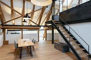 Wendeltreppe Innen Kosten : escalier droit et escalier tournant en 100 designs superbes ~ Lizthompson.info Haus und Dekorationen