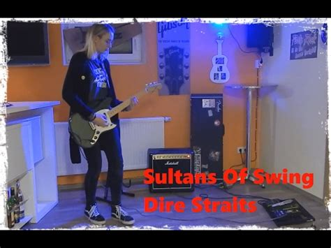 Sultans Of Swing Guitar Cover by Sultans Of Swing Dire Straits Guitar Cover