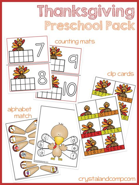 25 thanksgiving crafts for 276 | Thanksgiving Preschool